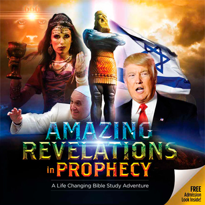 Amazing Revelations in Prophecy