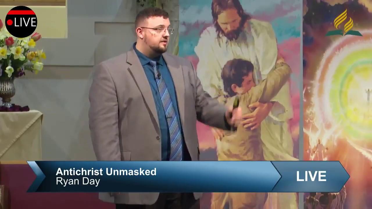 Antichrist Unmasked
