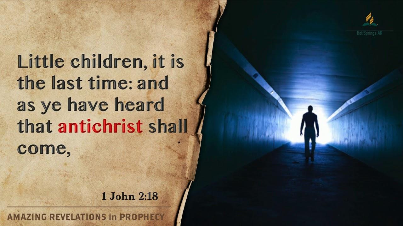 4 Antichrist Agenda
