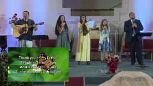 Live Hot Springs Adventist Church, Arkansas